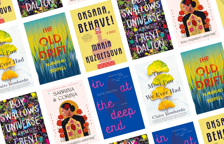 6 more debut books from the first half of 2019 to read