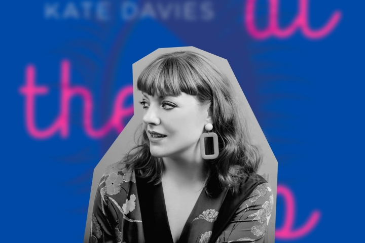 Smart, sexy, and sensual: Kate Davies wrote this summer's first must readbook