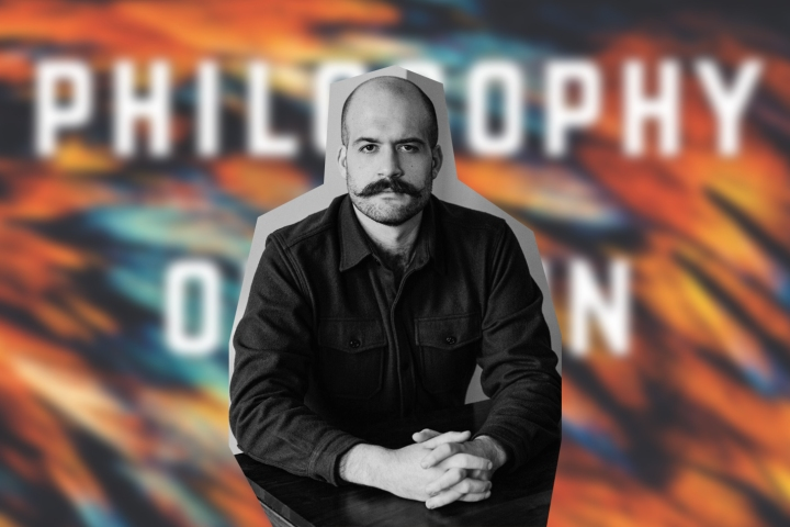 A Life of Books with Nicholas Mancusi, author of 'A Philosophy ofRuin'