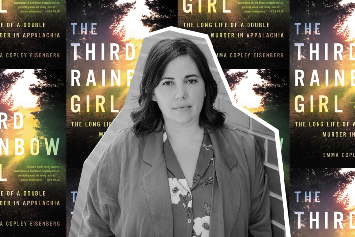 Podcast Episode 01: Emma Copley Eisenberg, author of 'The Third Rainbow Girl'
