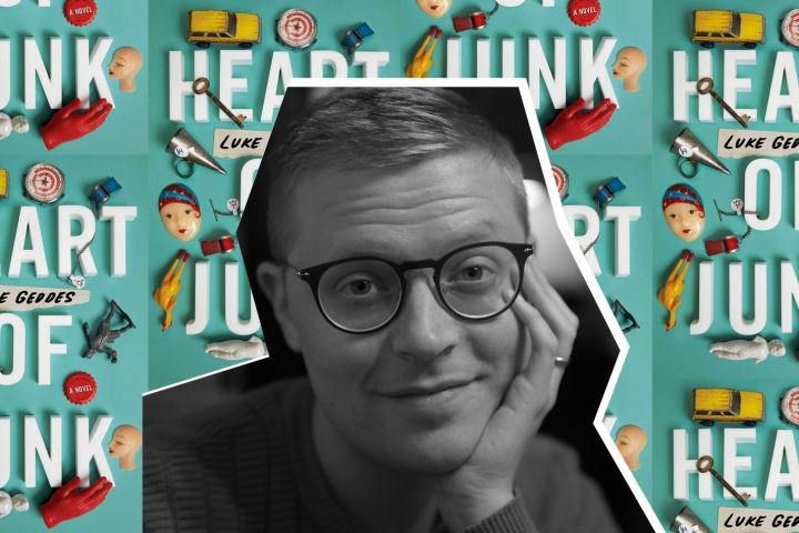 Luke Geddes has a 'Heart of Junk'