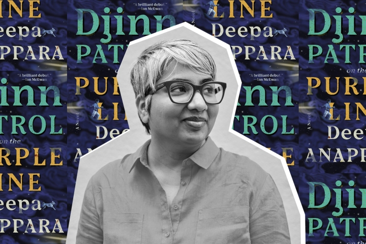 Deepa Anappara examines the dangers of childhood in 'Djinn Patrol on the Purple Line'