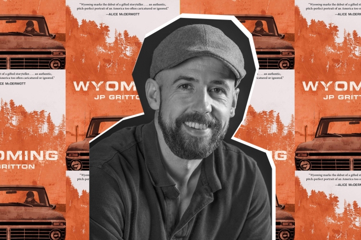 Catching up with 'Wyoming' author JP Gritton