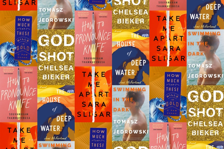 6 debut books you should read this April