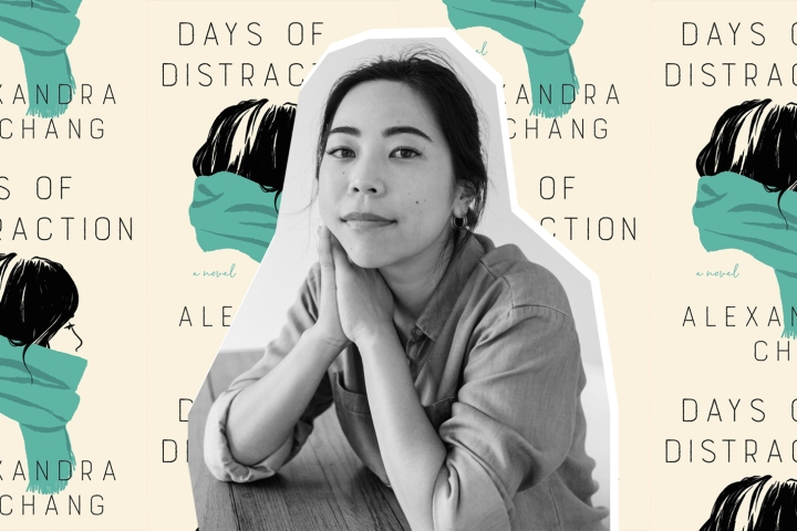 Podcast Episode 03: Alexandra Chang, author of Days of Distraction
