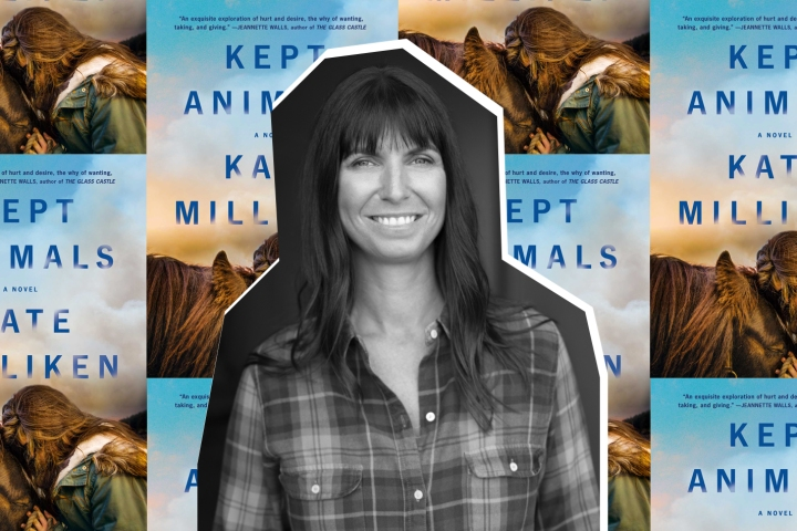 Digital Book Tour – Kate Milliken, Kept Animals