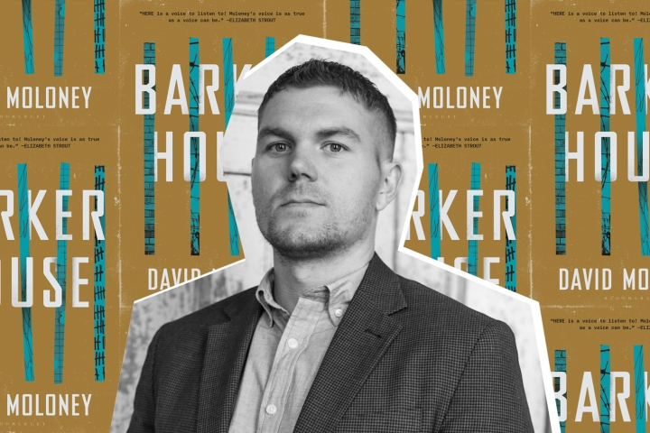 Digital Book Tour – David Moloney, BarkerHouse