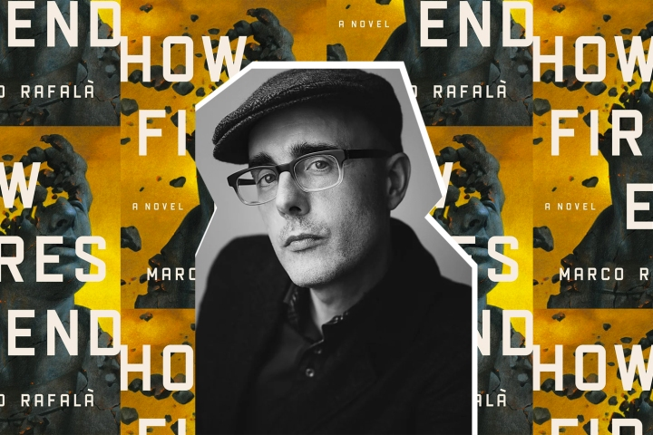 Digital Book Tour – Marco Rafalà, How Fires End
