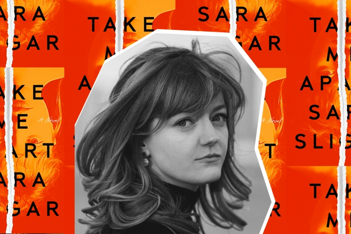 Podcast Episode 05: Sara Sligar, author of Take Me Apart