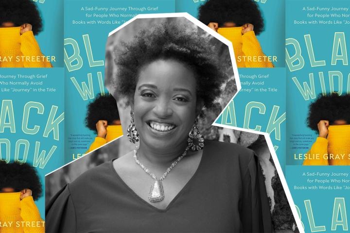 Digital Book Tour – Leslie Gray Streeter, BlackWidow