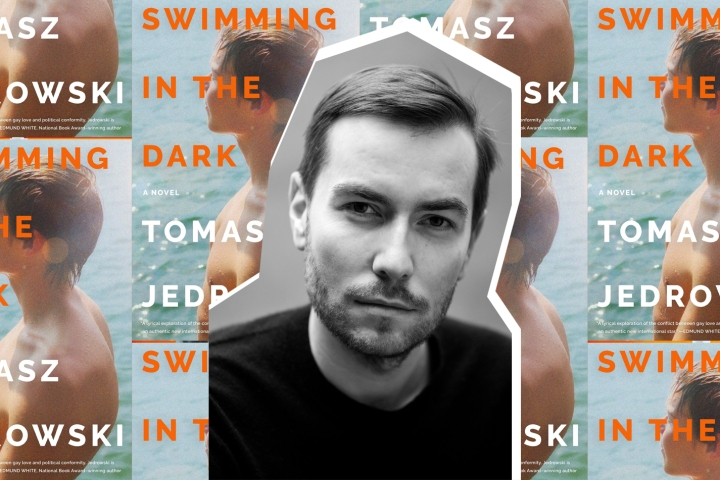 Tomasz Jedrowski shines a light on queer romance in Poland in 'Swimming in the Dark'