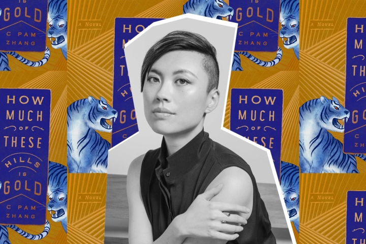 C Pam Zhang struck Gold with her debut novel