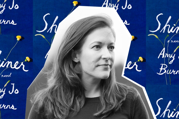 How Amy Jo Burns found herself again in her debut novel Shiner