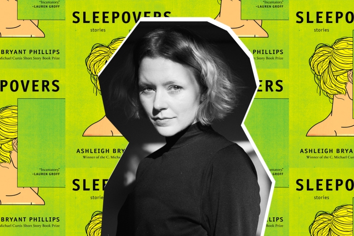 Ashleigh Bryant Phillips gives a voice to the forgotten in Sleepovers