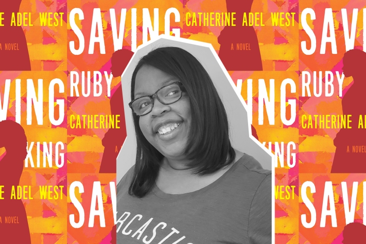 A Life of Books with Catherine Adel West, author of Saving Ruby King