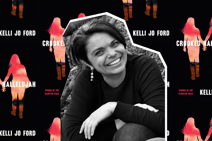 Kelli Jo Ford's crooked path to publishing CrookedHallelujah