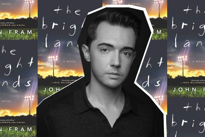 John Fram's The Bright Lands is the queer, supernatural thriller the world needs right now