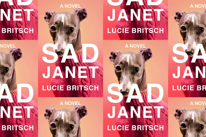 A Life of Books with Lucie Britsch, author of Sad Janet