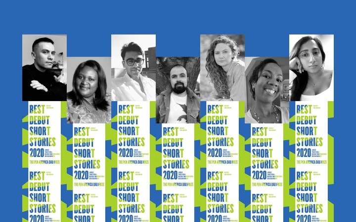 Meet seven writers collected in the Pen America Best Debut Short Stories 2020 anthology