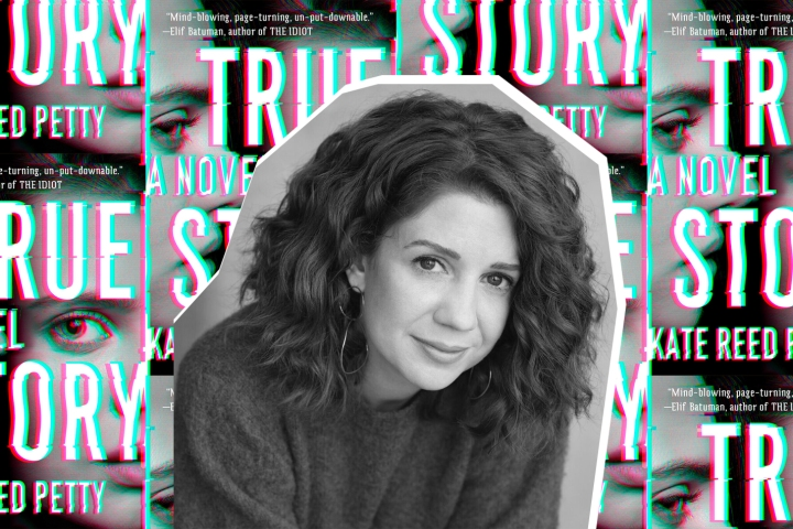 Kate Reed Petty is out to find the truth in True Story