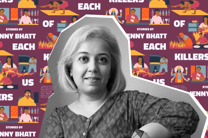 Jenny Bhatt wants to read stories from every culture