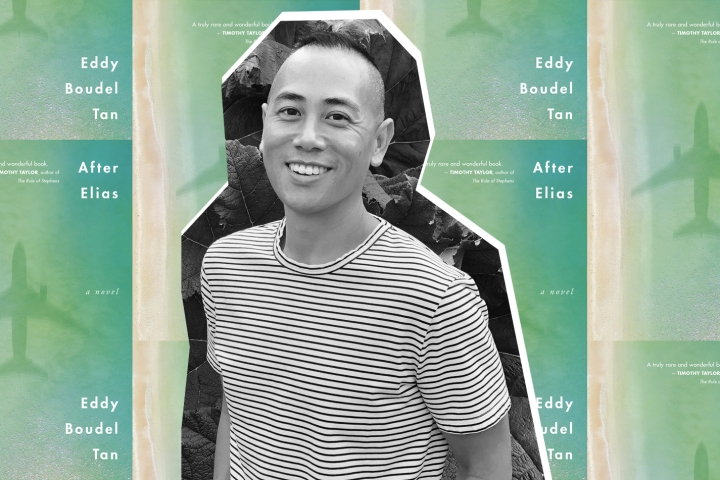 Canadian author Eddy Boudel Tan on creating a modern queer tragedy