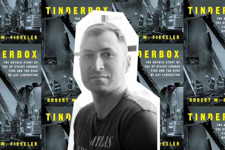 A Life of Books with Robert W. Fieseler, author of Tinderbox