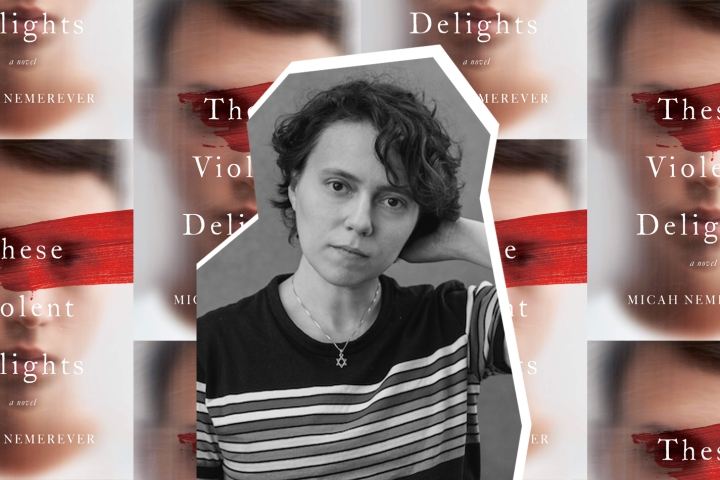 Micah Nemerever talks art, history, and These Violent Delights