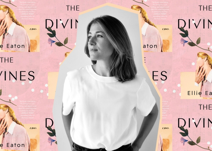 Ellie Eaton's debut coming-of-age novel is Divine