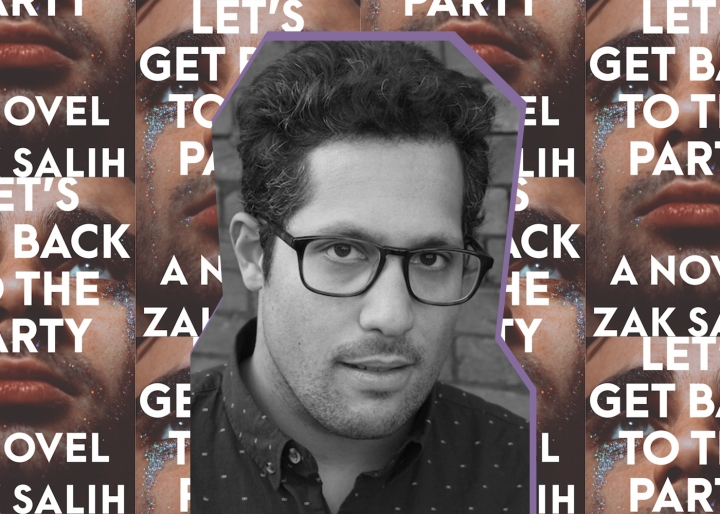 Zak Salih investigates what manhood means today in Let's Get Back To the Party