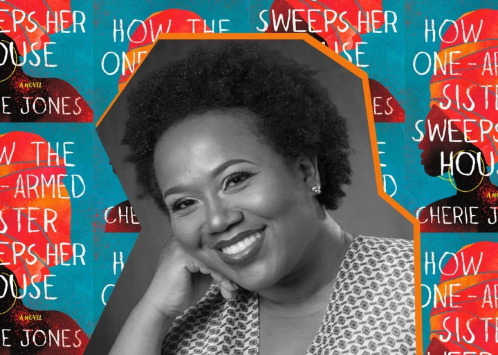 A Life of Books with Cherie Jones, author of How the One-Armed Sister Sweeps HerHouse
