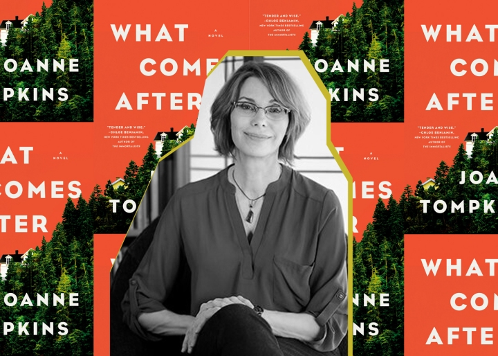 A Life of Books with JoAnne Tompkins, author of What Comes After