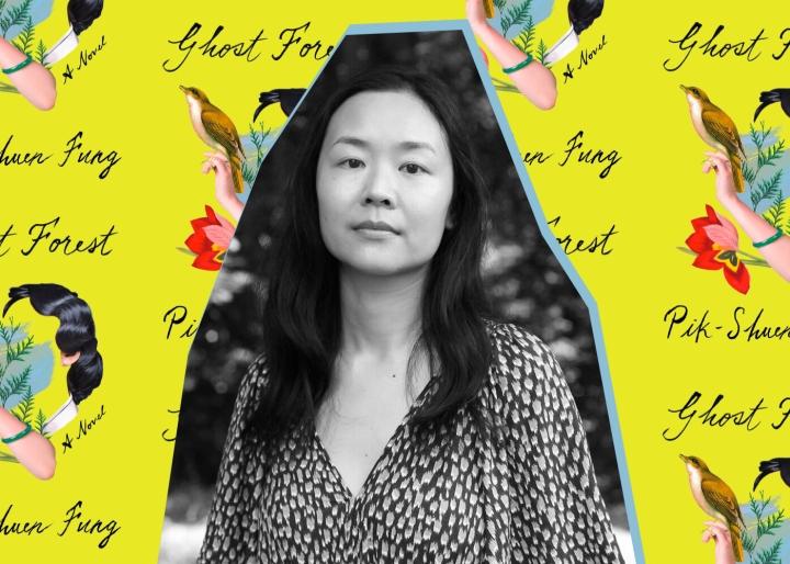 Pik-Shuen Fung on astronaut parents and GhostForest