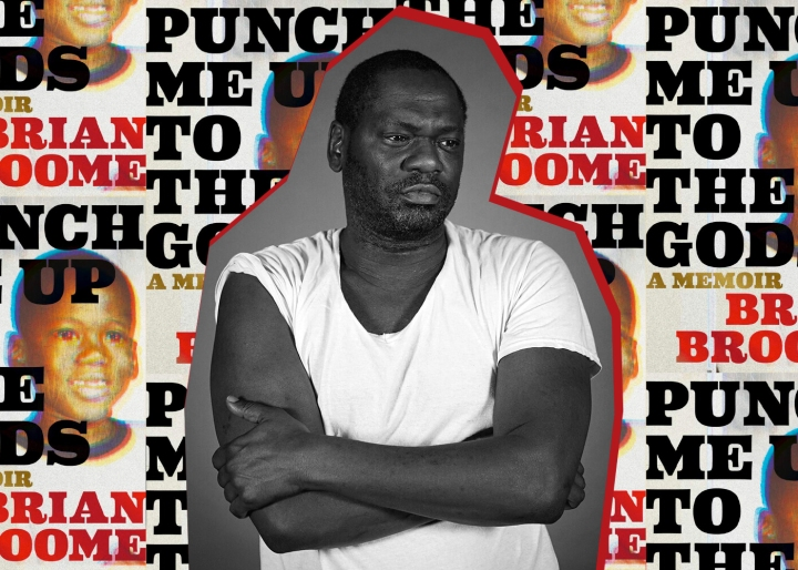 A Life of Books with Brian Broome, author of Punch Me Up To theGods