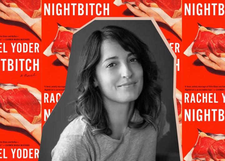 Rachel Yoder is a Nightbitch, lover, child, mother, sinner,saint