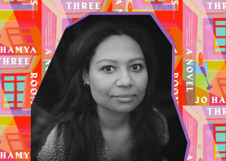 Getting introspective with Jo Hamya, author of ThreeRooms