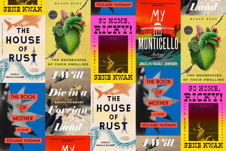 6 debut books you should read thisOctober